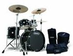 The drumset