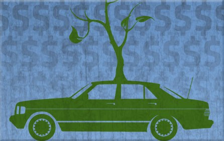 The-Green-Car