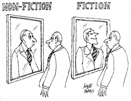 Fiction-Non-Fiction