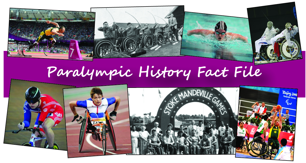 Paralympic History fact file