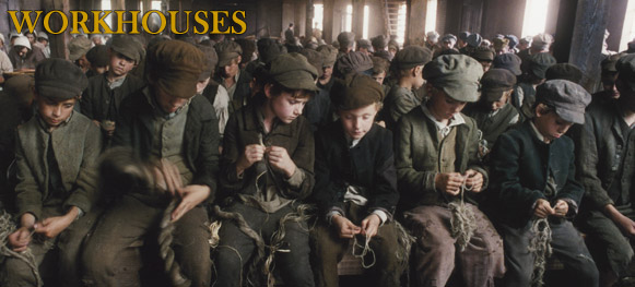 workhouses-Oliver Twist