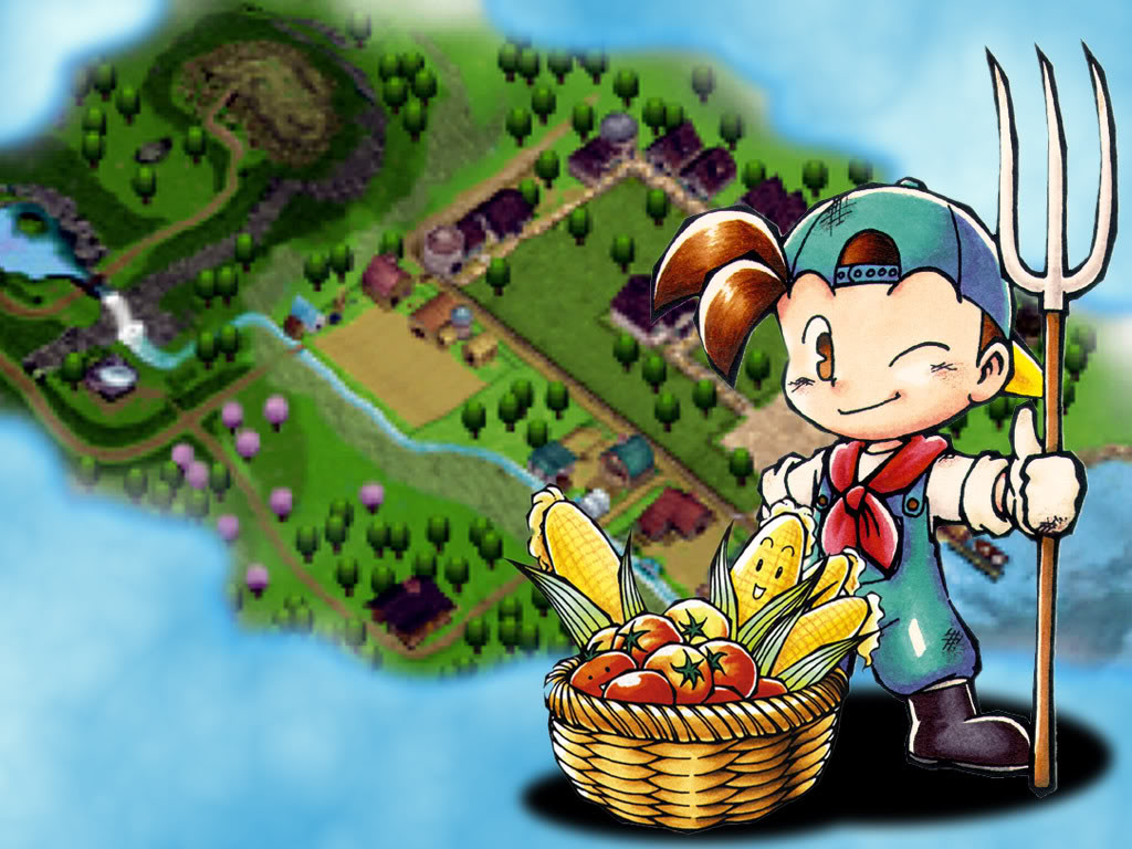 Download harvest moon back to nature bahasa indonesia pc