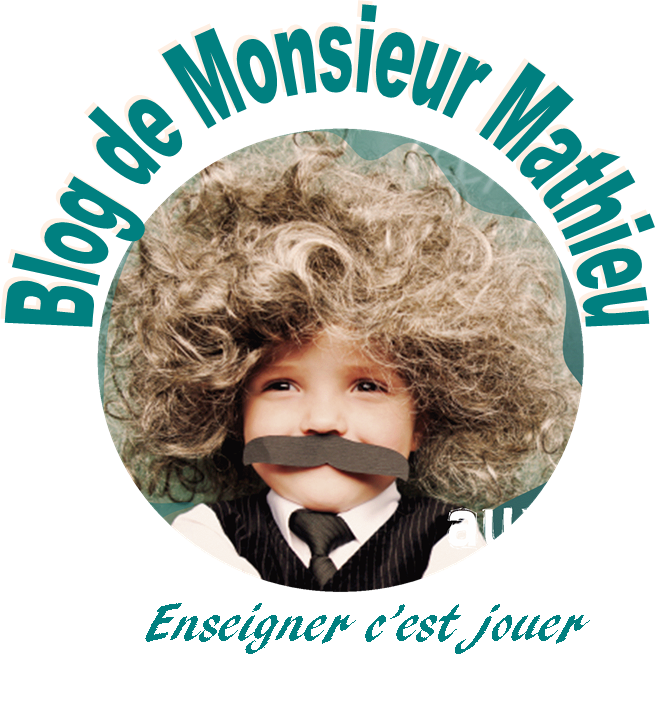 Logo Blog de monsieur Mathieu