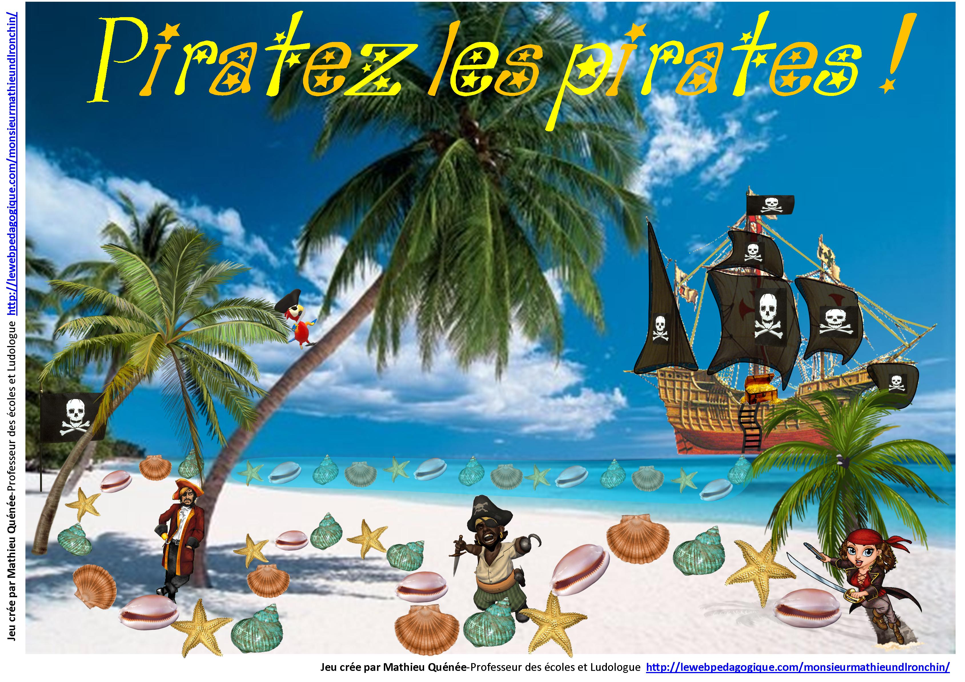 19 Piratez les pirates