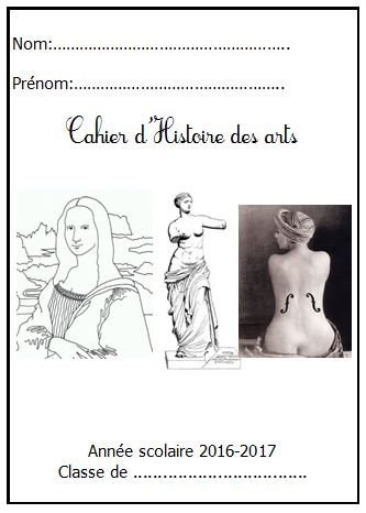 cahier 6