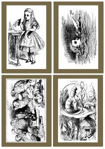 CARTES IMAGES ALICE1
