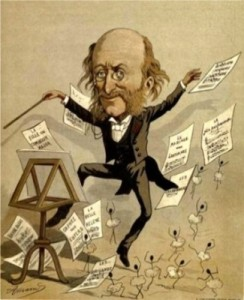 offenbach caricature