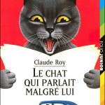 chat qui parlait