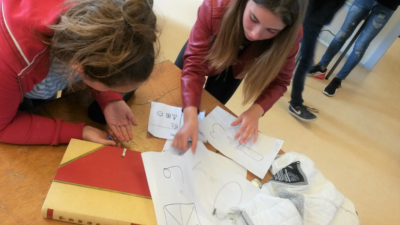 Escape Game College Sainte Anne Guemene Sur Scorff
