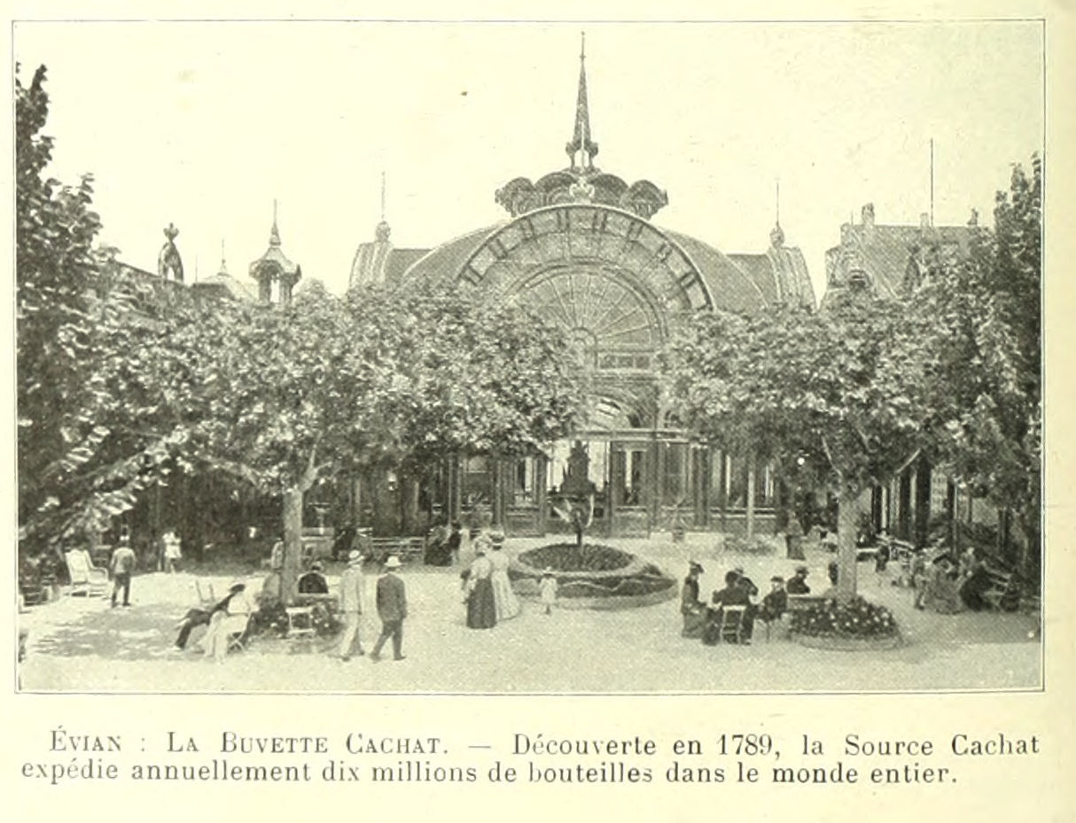 buvette cachat 1900