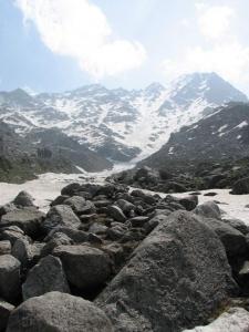glacier montagne