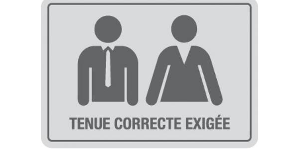 tenue-correcte-exigee