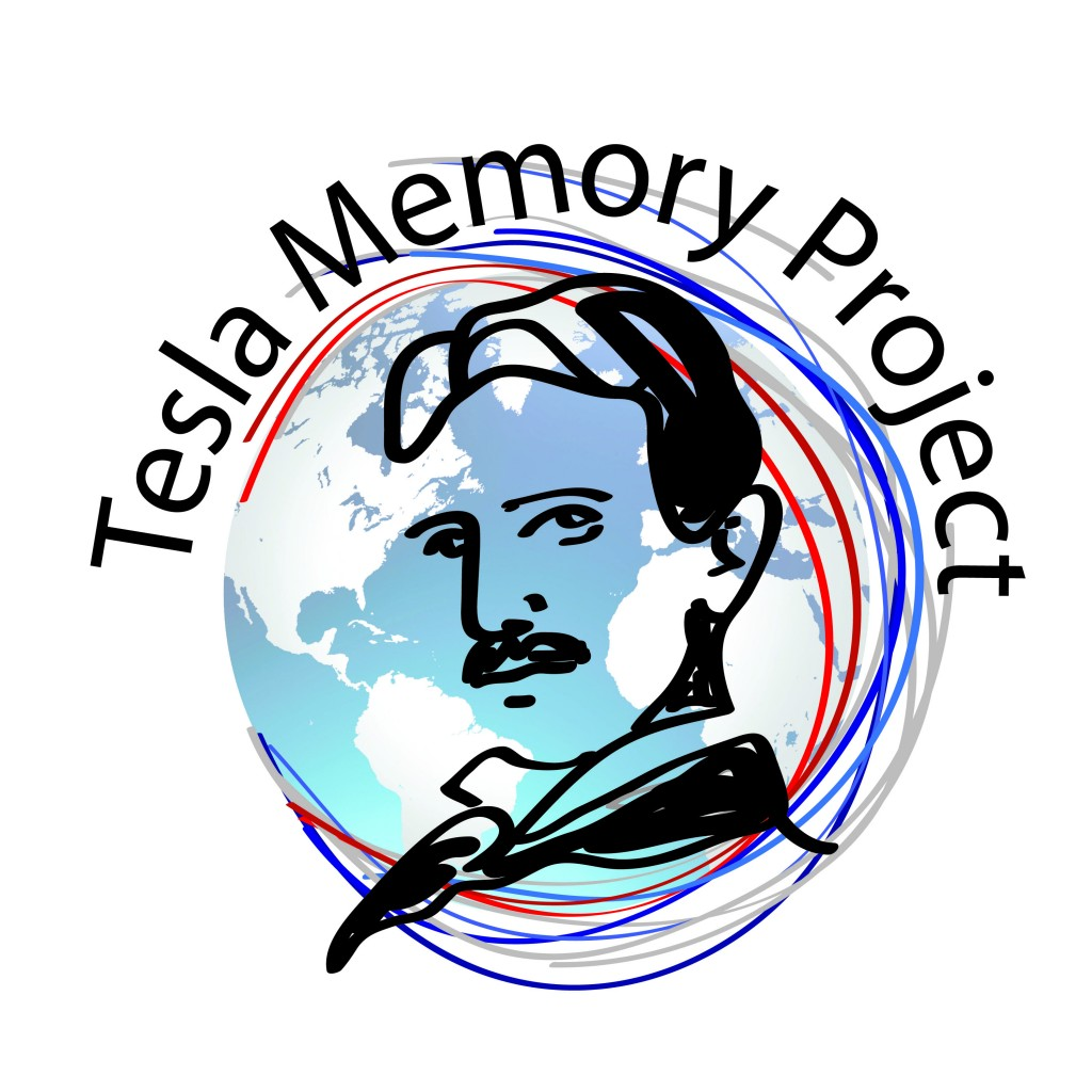 Medium logo, Tesla Memory Project
