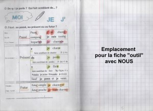 cahier outils Je