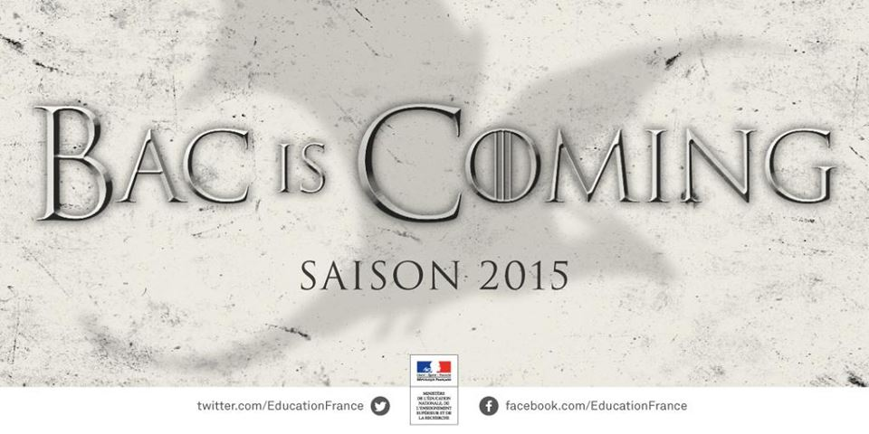 bac is coming
