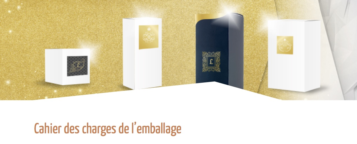 cahier des charges emballage