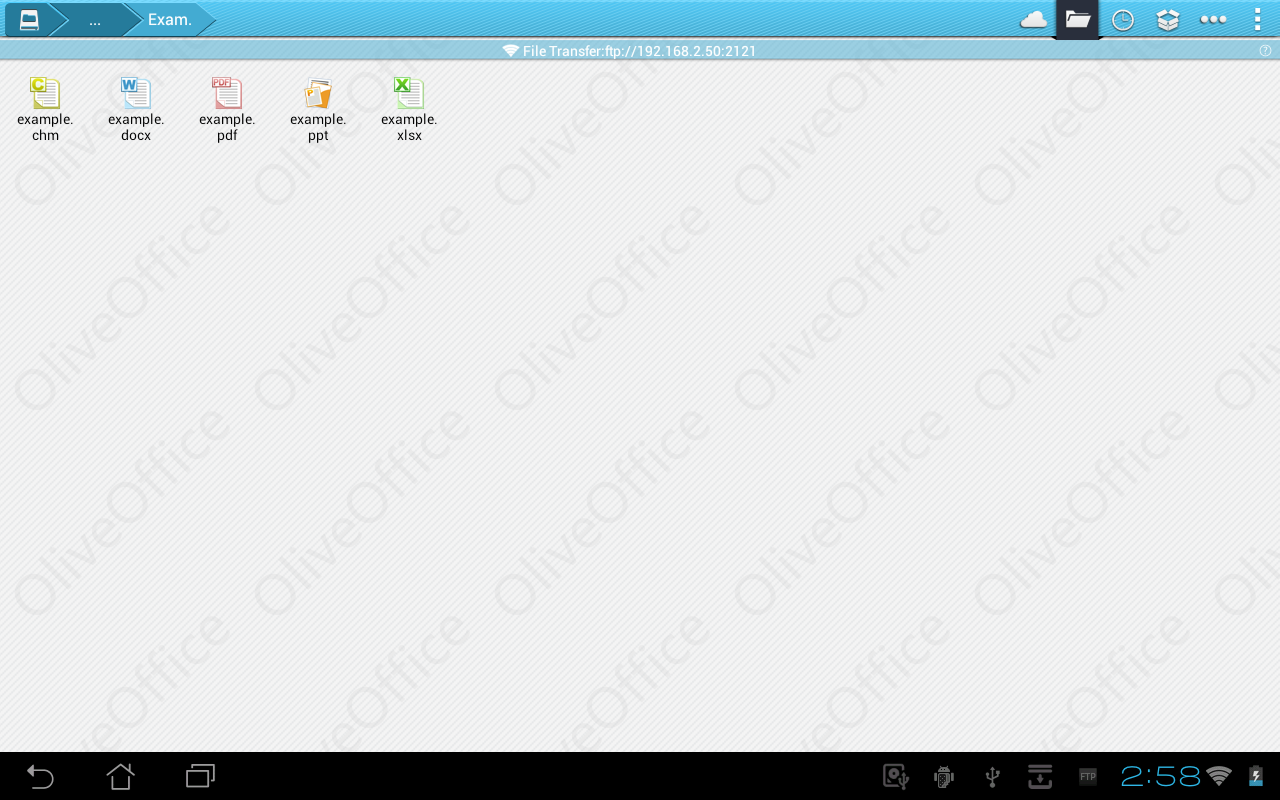 olive office googleplay