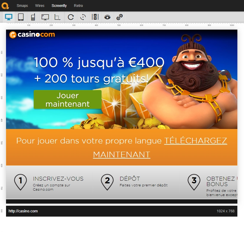 Les-tutos-de-linformatique-responsive-design-afffichage-destop-pur-casinocom