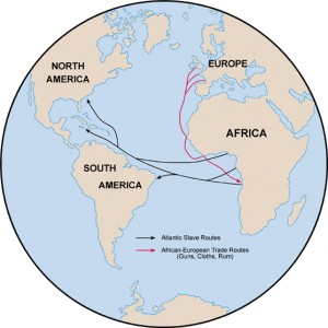 What Did Africa Trade With Europe 79