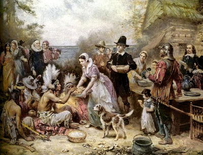 1.What is Thanksgiving? A brief history... thanksgiving2