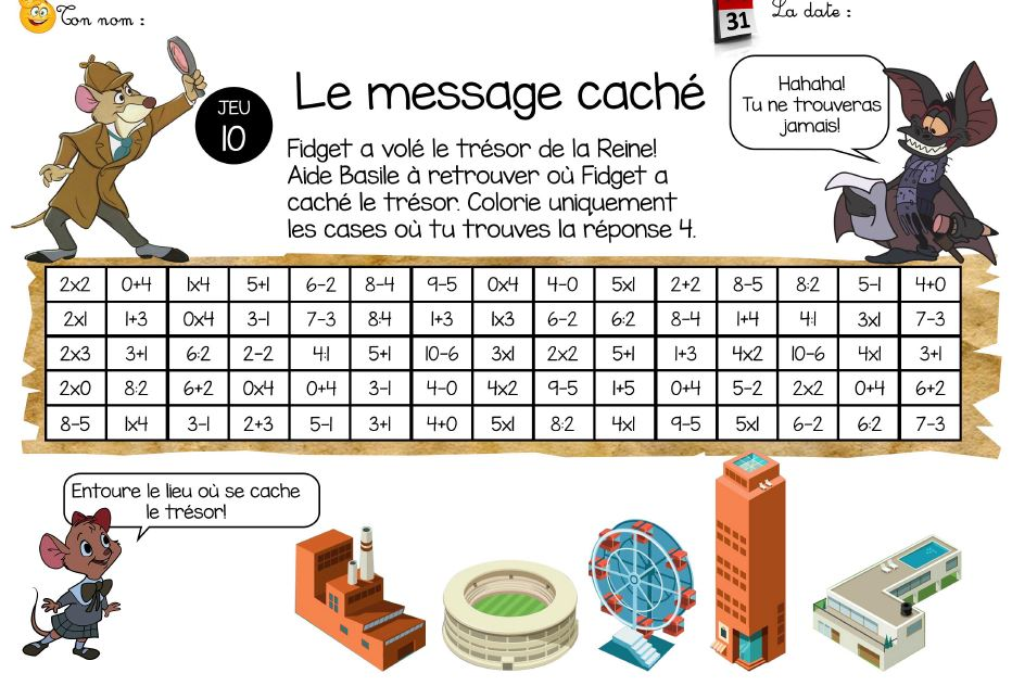 Calcul blog de monsieur mathieu gs cp ce1 ce2 cm1 for Table de multiplication jeux ce2