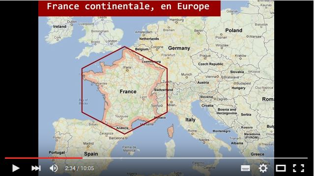 France continentale