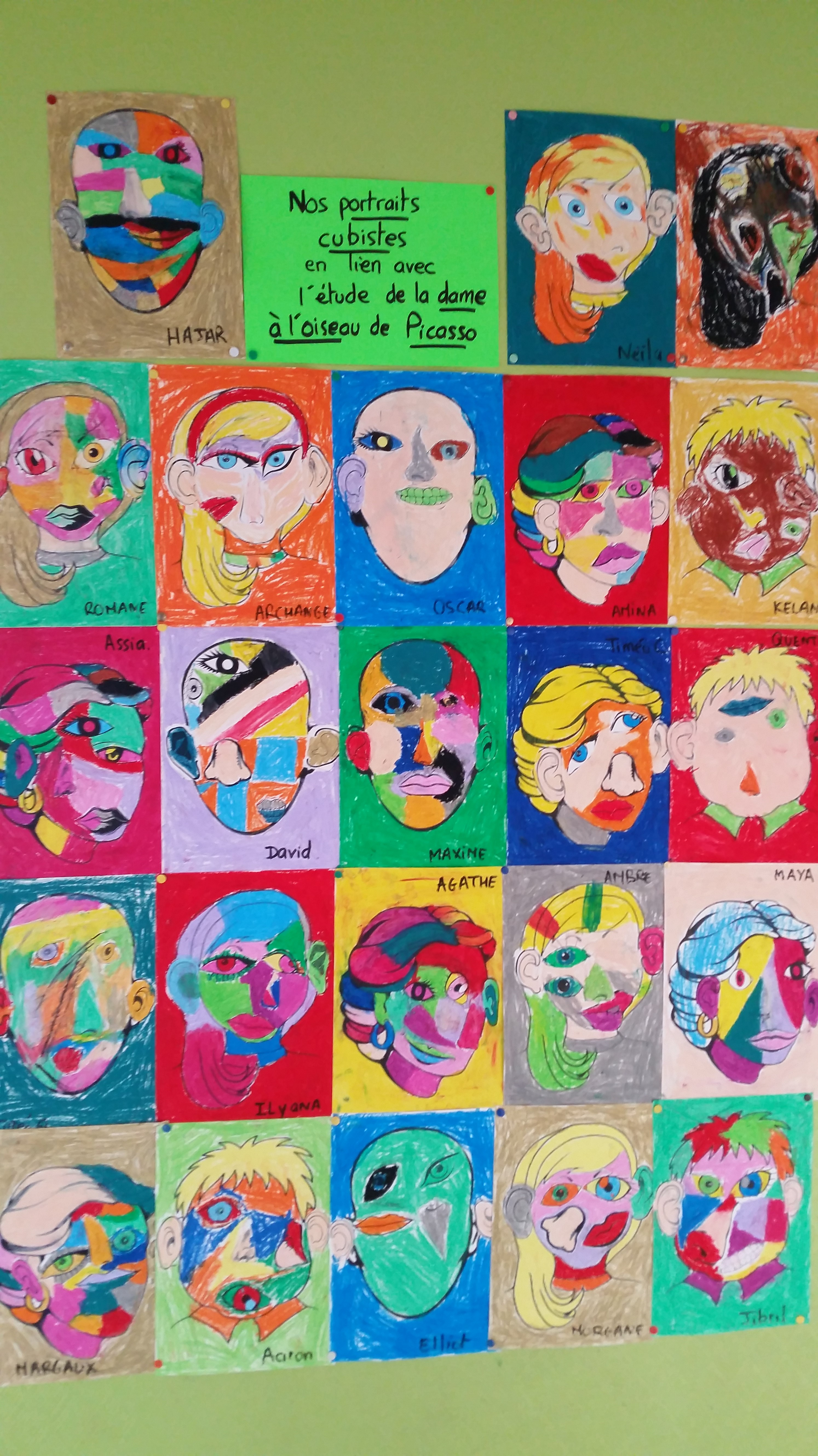 Picasso Le Blog De Monsieur Mathieu