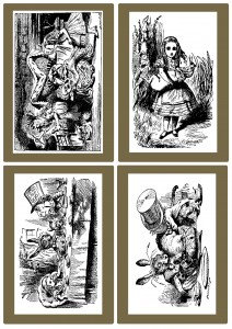 CARTES IMAGES ALICE2