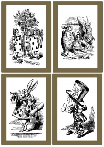 CARTES IMAGES ALICE3
