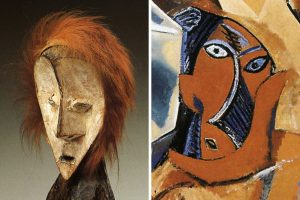 art africain picasso