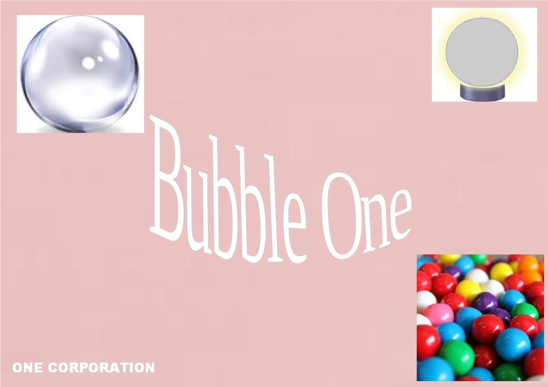 bubble one one corp